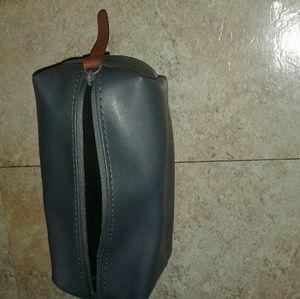 Cole Haan Bags - Cole Haan Gray travel bag